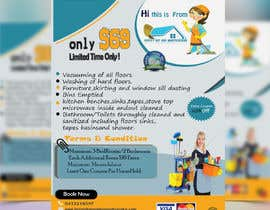#22 for Special Flyer for cleaning service by tumpazarif157