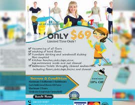 #34 for Special Flyer for cleaning service by tumpazarif157