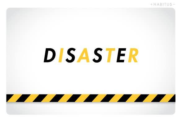 Penyertaan Peraduan #23 untuk Logo Design for Disaster.Com - Giving Back to the Community
