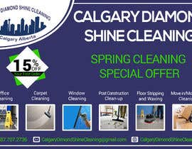#14 for Flyer for a cleaning company by sakilahmed733