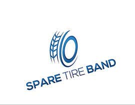 #194 for Spare Tire Band Logo by SultanTiger