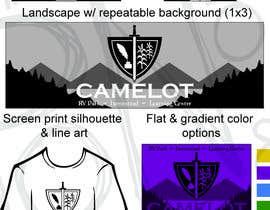 #21 para Create Brand for Camelot ~ RV Park, Homestead, Learning Center por EdinPON