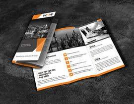 #10 for Tri-Fold Flyer for Internet Service Provider af ileanastefanescu