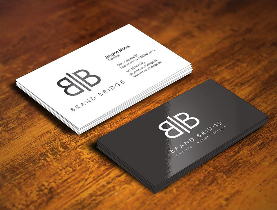 Entry #19 by flechero for Design a Logo and business cards for Brand ...
