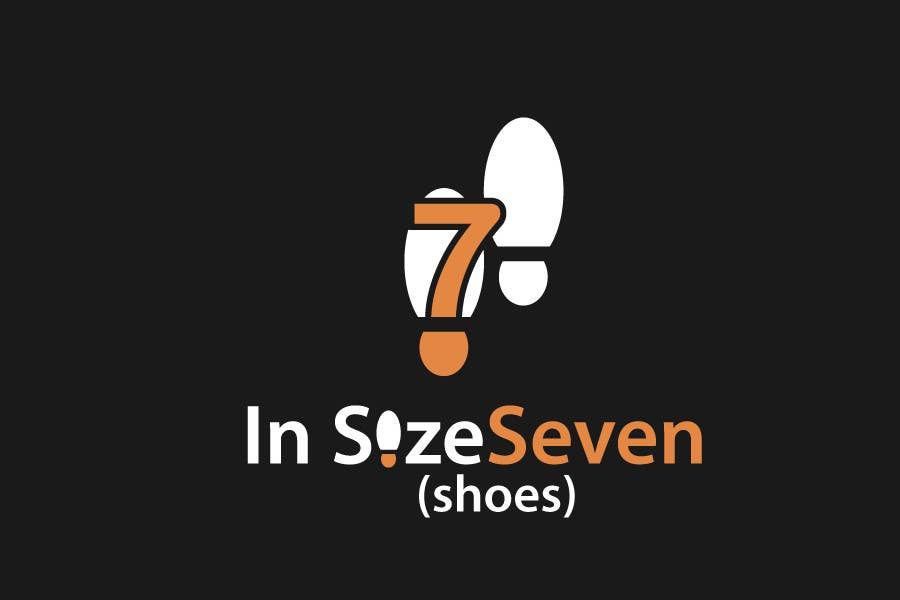 #38 for Logo Design for In Size Seven (shoes) by danumdata