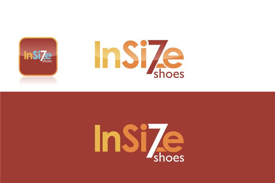 #39 for Logo Design for In Size Seven (shoes) by faisalkreative