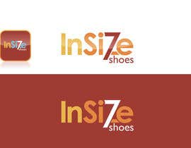 #39 for Logo Design for In Size Seven (shoes) af faisalkreative