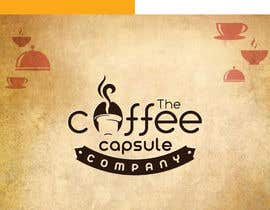 #24 for The Coffee Capsule Company by fourtunedesign