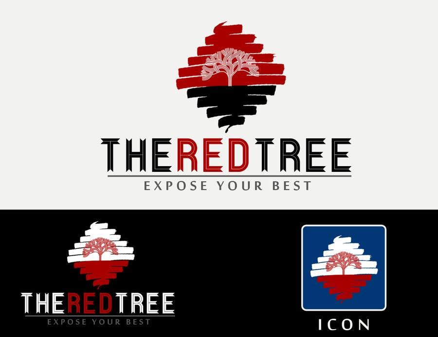 Inscrição nº 769 do Concurso para Logo Design for a new brand called The Red Tree