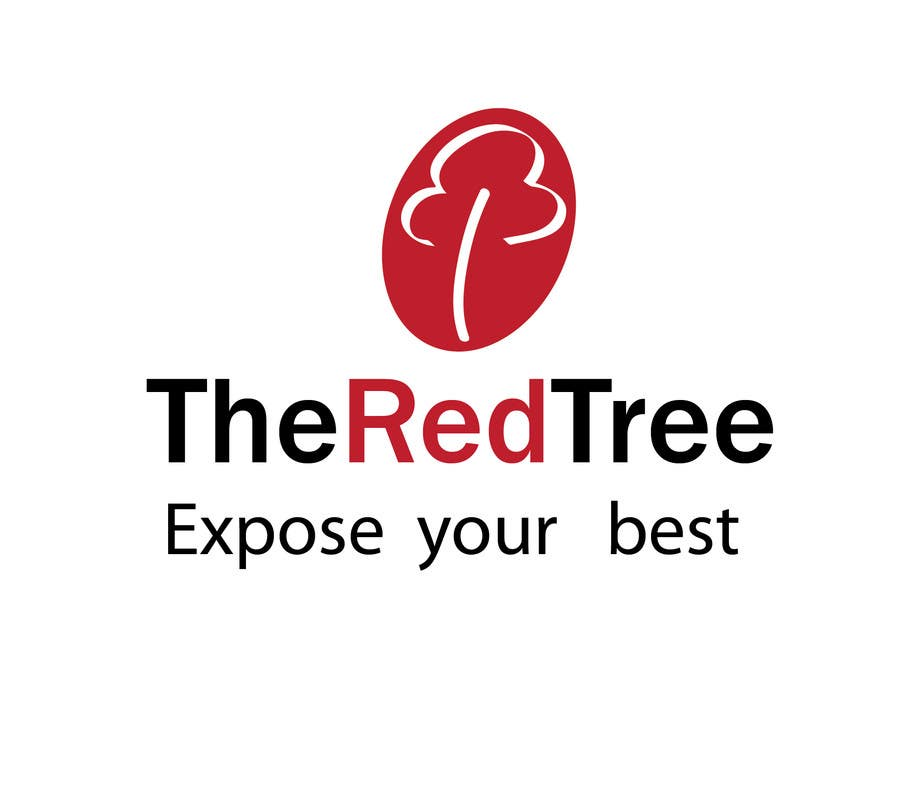 #993 for Logo Design for a new brand called The Red Tree by vijayabalaji2000