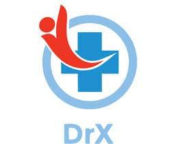 "#99 cho Design a Logo - Project Name ""DoctorX"" bởi mithumak"