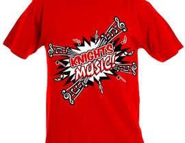 #12 untuk Logo Design for T-Shirt oleh shanklq