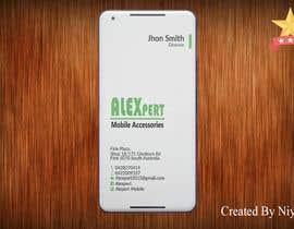 #26 untuk Business Card Design - Alexpert oleh Niyonbd