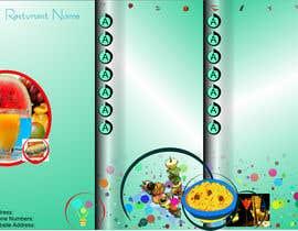 nº 3 pour Design a Table Menu for a Cafe par dearatta