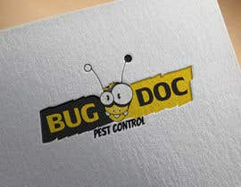 #9 for Design a Logo for a new start up business.  We are BugDoc.  We control pests and insects with 100% Natural Chemicals af MohammedAtia
