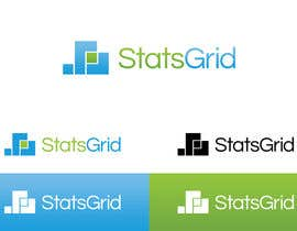 #72 for Logo Design for StatsGrid af Arpit1113