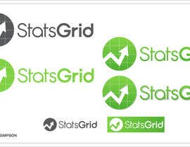 #175 cho Logo Design for StatsGrid bởi nathansimpson