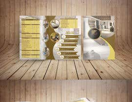 #25 for Design a fold-able A4/A3 menu for Spa by JeanpoolJauregui