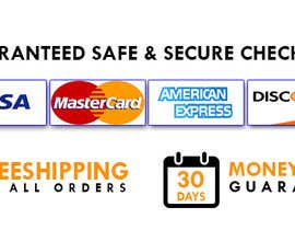 #4 for Design secure, shipping checkout images for shop page by devildesax