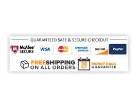 #7 for Design secure, shipping checkout images for shop page by Nandhini1999