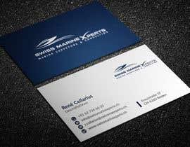 #451 for Design von Visitenkarten (Design Business Card) by nishat131201