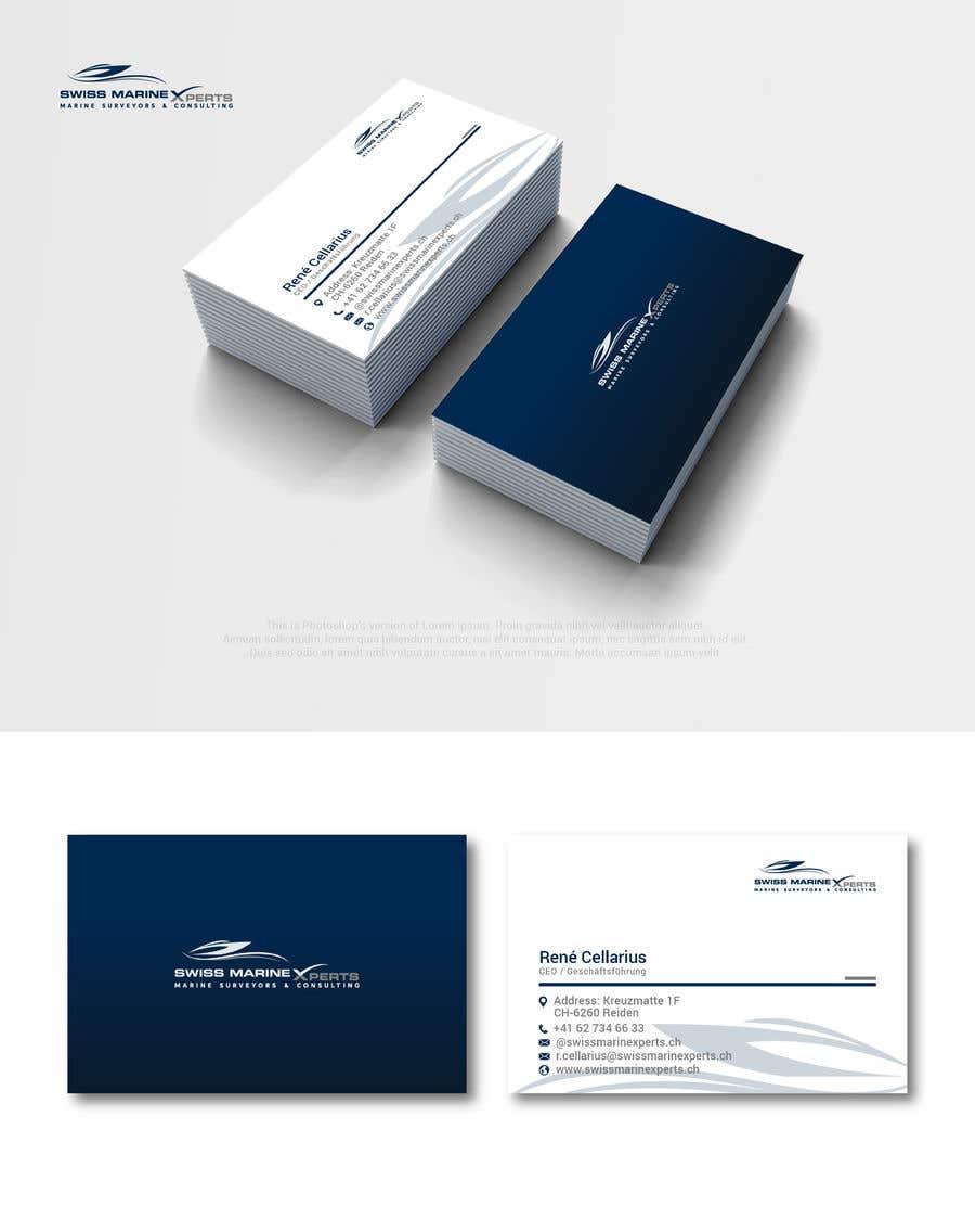 Entry 849 By Markod21 For Design Von Visitenkarten Design