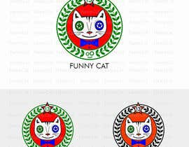 #17 for Funny Cat Logo redesign by ZDesign4you