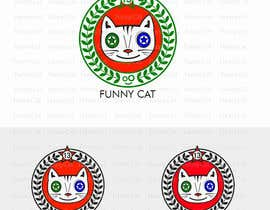 #18 for Funny Cat Logo redesign by ZDesign4you