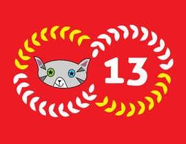 #15 for Funny Cat Logo redesign by ammarsohail702
