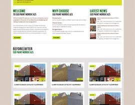 Nro 49 kilpailuun Design a website for a danish company käyttäjältä massoftware