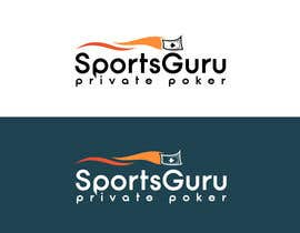 Nambari 20 ya Design a logo for SportsGuru Private Poker na marjanikus82
