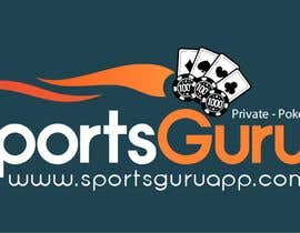 Nambari 23 ya Design a logo for SportsGuru Private Poker na RamonIg
