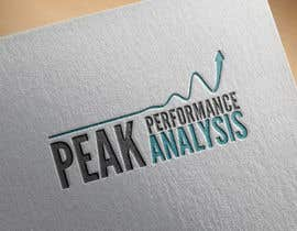 """#3 for I want a logo made for my sports analysis company. The company name is """"Peak Performance Analysis"""". by snooki01"""