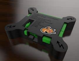 Nambari 4 ya Make a Cool Snap Fit Enclosure to be 3D printed for a CNC Control Board na dzen0