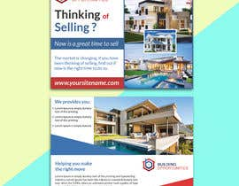 #13 for Motivated seller (REalEstate) POSt card by Hasan628