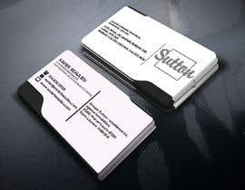 #43 for Business card - real estate broker - 2 sides by armanhp