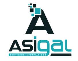 #13 para Design a logo for Asigal S.L. (informatic services) de AnnaTaisha