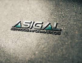 #36 para Design a logo for Asigal S.L. (informatic services) de tolomeiucarles