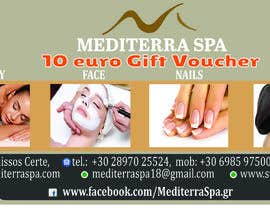 #22 for Spa Gift Certificate by pinky2017