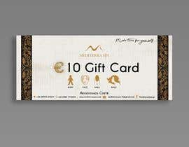 #31 for Spa Gift Certificate by princegraphics5