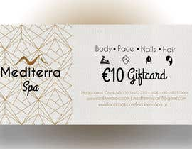 #14 for Spa Gift Certificate by UzairKashif27