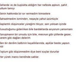 #4 для Poem in Turkish от mnuriyumusak