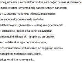 #6 для Poem in Turkish от whitewaytwilight