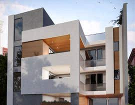 Nambari 5 ya I need a 3d rendered very high quality design for the exterior of my apartment building. na hatemahmedsayed