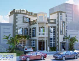 Nambari 8 ya I need a 3d rendered very high quality design for the exterior of my apartment building. na AsshimaaAbdualla