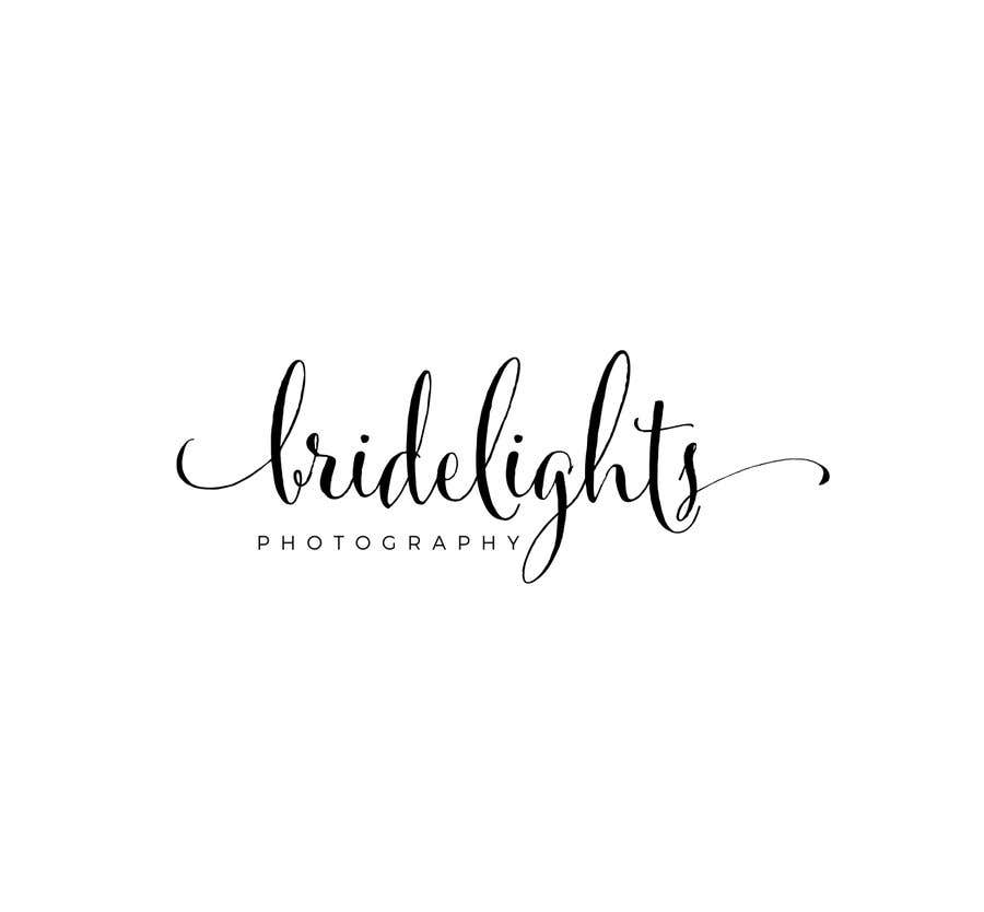 Contest Entry #55 for Calligraphy Logo for Wedding Photographer