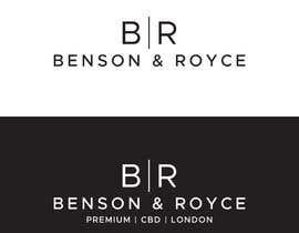 Nambari 113 ya Design logo ( Benson & Royce ) na safiula