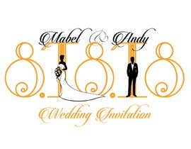 #30 for Design a Logo for a wedding invitation by desaichokri