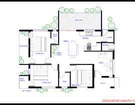 nº 8 pour Architecural design for renovation of unit / villa in Melbourne par harijithsr