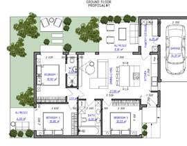 nº 9 pour Architecural design for renovation of unit / villa in Melbourne par AnnaPetrov